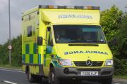 Teenager seriously injured following collision last night